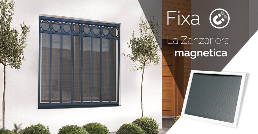 Zanzariera Magnetica Facile Da Installare Proline Screen Solutions